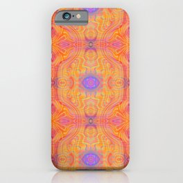 Tryptile 45c (Repeating 1) iPhone Case