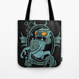 Fiji mermaid Tote Bag