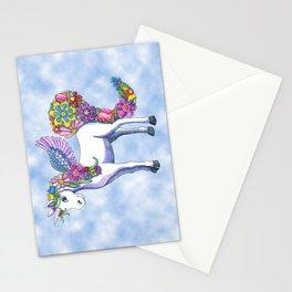 Madeline the Magic Unicorn 2 Stationery Cards