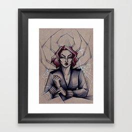 Natasha Framed Art Print