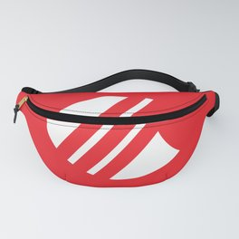 Abstract   Moon Fanny Pack