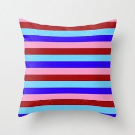 Portobello time Throw Pillow