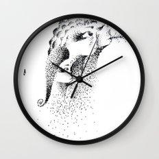 Faerie Wall Clock