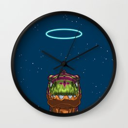 WHEN DINOSAURS RULED THE EARTH Wall Clock