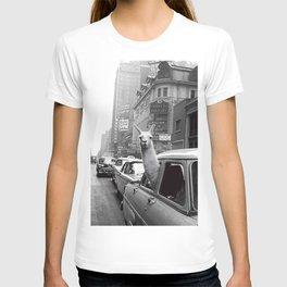 New York Llama T-shirt