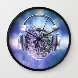 Cognitive Discology Wall Clock