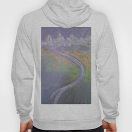 The Himalaya and The River Ganges II Hoody
