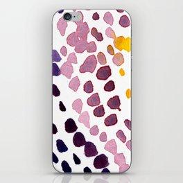 trickle no2 iPhone Skin