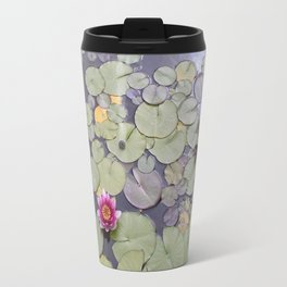 Lotus pond Travel Mug