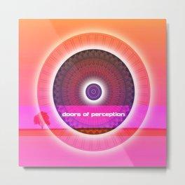 Doors of perception series 2 Metal Print