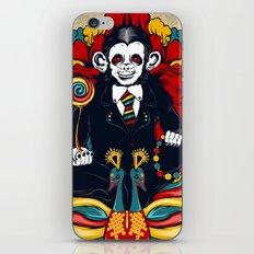 Buddha Monkey iPhone & iPod Skin