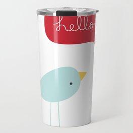 Hello Birdie Travel Mug