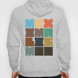 MAXIMALISM.. (Colors) Hoody