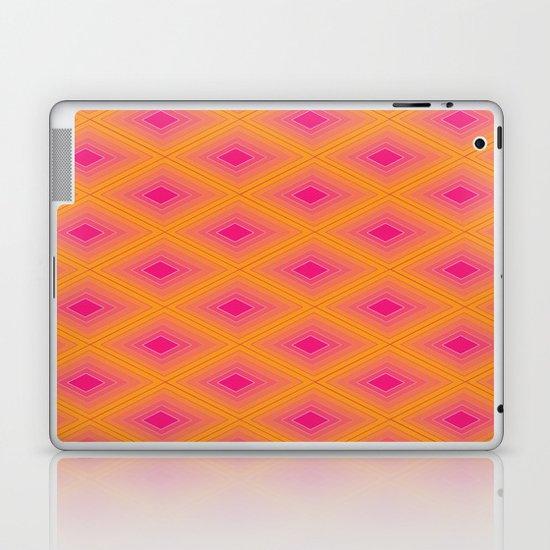 Geometric Diamond Laptop & iPad Skin