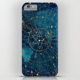 Star Map :: City Lights iPhone Case