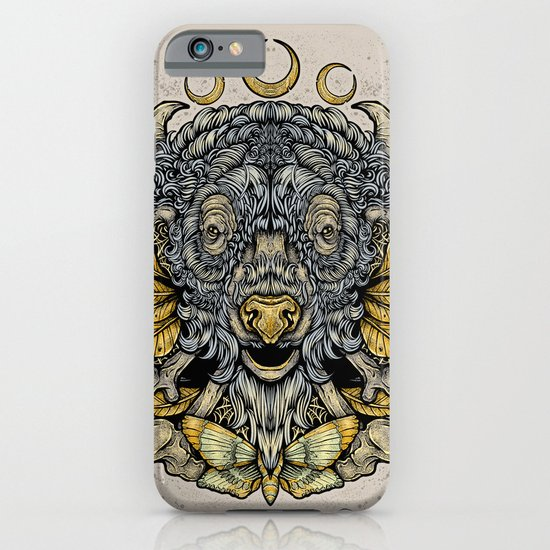 Buffalo Attack iPhone & iPod Case