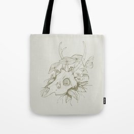 Dead Spring Tote Bag