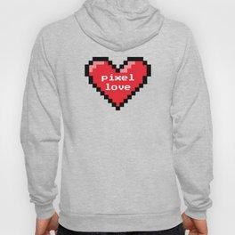 Pixel love Hoody