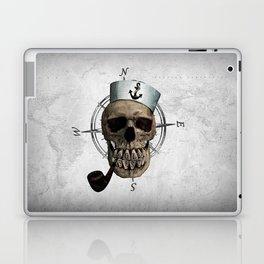 HOLD FAST  (skull series 1 of 3) Laptop & iPad Skin