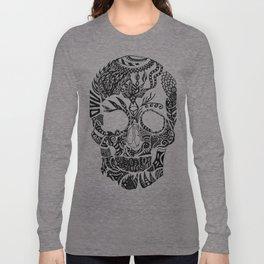 Dia de los muertos by Floris V Long Sleeve T-shirt