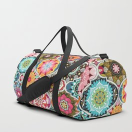 Bohemian summer Duffle Bag