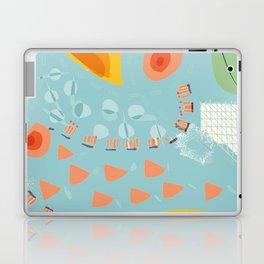 Greenery at 6 O' Laptop & iPad Skin