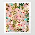 Gardenia #pattern #botanical by 83oranges