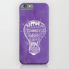 Turn on the Light Slim Case iPhone 6s