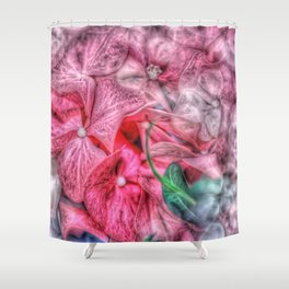 Floral Art Studio 14516 Shower Curtain