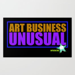 Business As Unusual Art Print