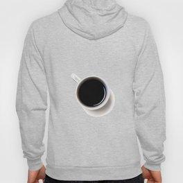 Black Coffee (Black and White) Hoody