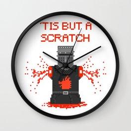 Monty Phyton black knight Wall Clock