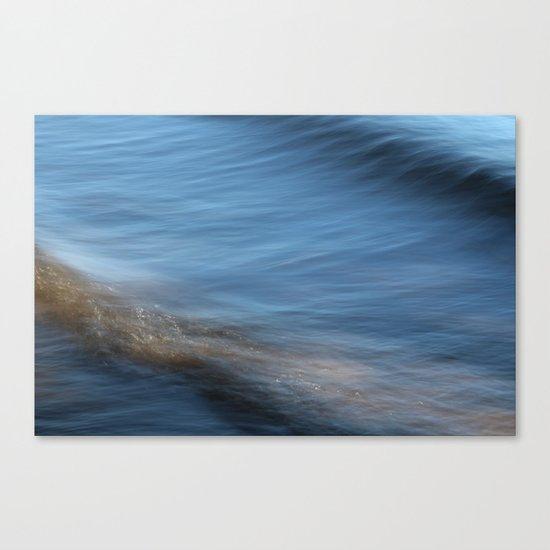 The Space Between Us - VACANCY zine Canvas Print