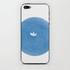 into the sea iPhone & iPod Skin