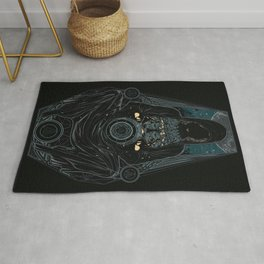 Asteria Witchcraft  Rug