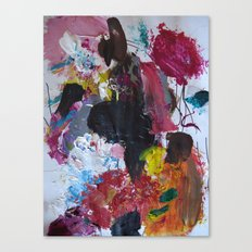 Pony Show Canvas Print