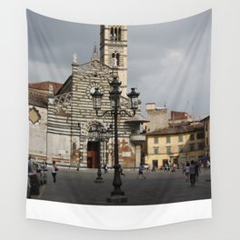 Prato's Duomo Wall Tapestry