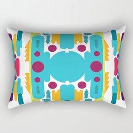 _geometric_fantasy_03 Rectangular Pillow