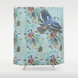NonConformity Shower Curtain