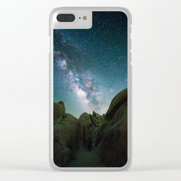 Walkway Clear iPhone Case