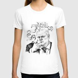 Rob Ford What's Crackin? Toronto T-shirt