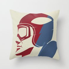 Honor the Olympian Throw Pillow