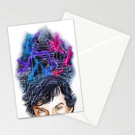 Sherlock Holmes: Mind Palace Stationery Cards