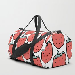 Strawberry Duffle Bag