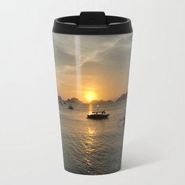 El Nido epic sunset Travel Mug