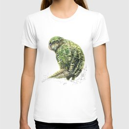 Mr Kākāpō T-shirt