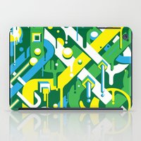 brazil iPad Cases featuring Brazil by Roberlan Borges
