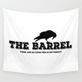The Barrel Wall Tapestry