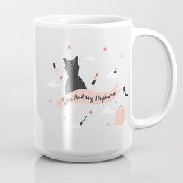 Like Audrey Hepburn Coffee Mug