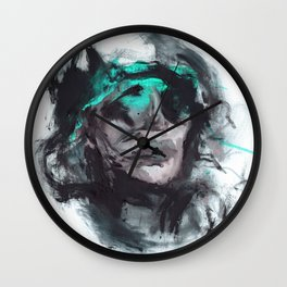 Stokes Croft Wall Clock
